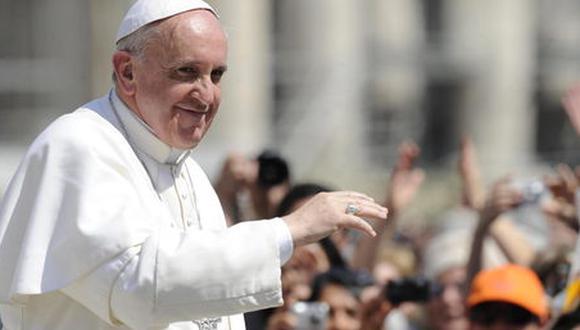 El papa Francisco tiende la mano a los divorciados