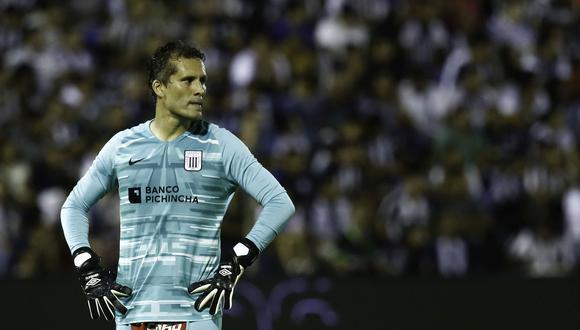 Butrón se aleja de Alianza Lima tras el descenso de los 'íntimos' en la Liga 1 2020. (Foto: GEC)