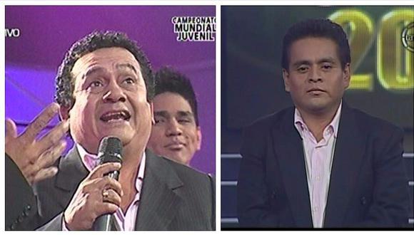 Tony Rosado no aguanta a su imitador de Yo Soy y lanza duros calificativos contra él