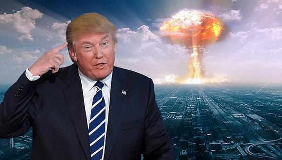 Estados Unidos se acerca a guerra nuclear con Corea del Norte por culpa de Trump