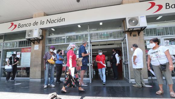 El Bono Yanapay está dirigido a más de 13 millones de personas. (Foto : Lino Chipana | GEC)