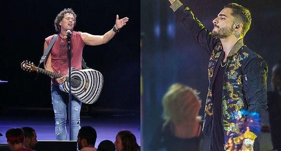 ¡Lo dijo todo! Carlos Vives critica duramente las canciones de Maluma