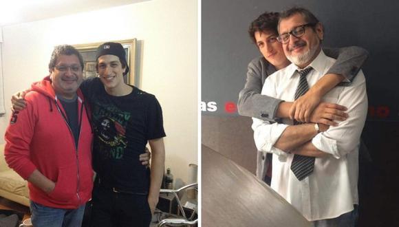 Stefano Tosso recuerda lo cariñoso que era su padre Ricky Tosso y afirma que quiere ser como él cuando tenga hijos. (Foto: Instagram / @stefanotosso).