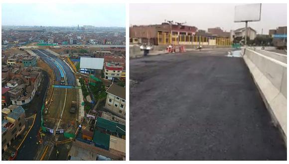 Puente Bella Unión: usuarios notan detalle en obra a ¡pocos días de inaugurarse!