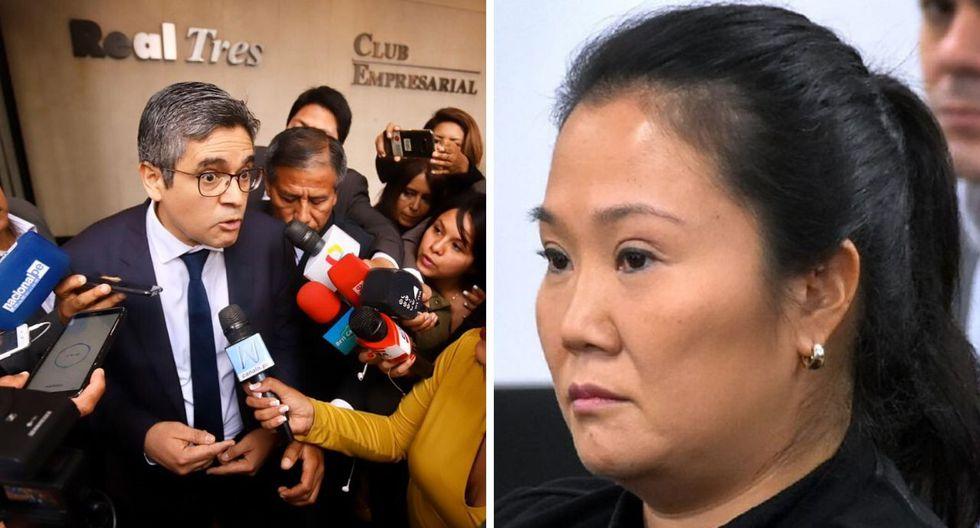 Fiscal Pérez sobre Keiko Fujimori