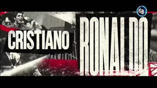 La increíble actuación de Cristiano Ronaldo en el Manchester United