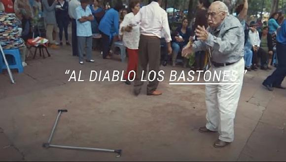 YouTube: Conoce a Don Saúl, el abuelito que todavía tiene swing  [VIDEO]