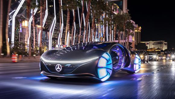 Mercedes-Benz convertirá en eléctricos a todos sus autos.