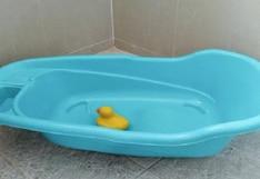 Piura: Bebé de un año se ahoga en una tina de agua y muere