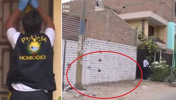 Cuerpo niña de 11 años fue abandonado a pocos pasos de la casa del padre de César Alva Mendoza