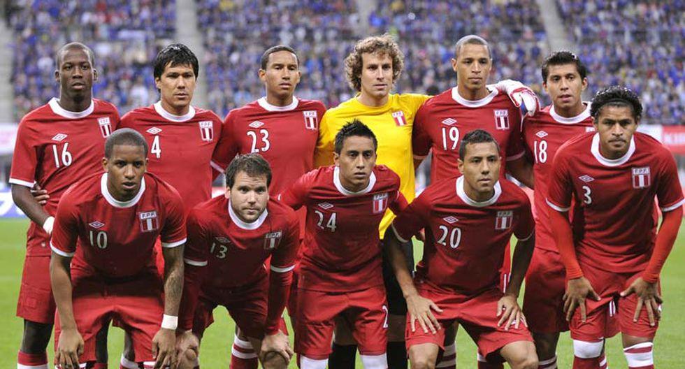 Perú es el campeón de la Copa Kirin junto a Japón y República Checa