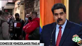 """""""Ahora tengo trabajo"""": Venezolanos en Perú rechazan plan de Nicolás Maduro y Pedro Castillo"""