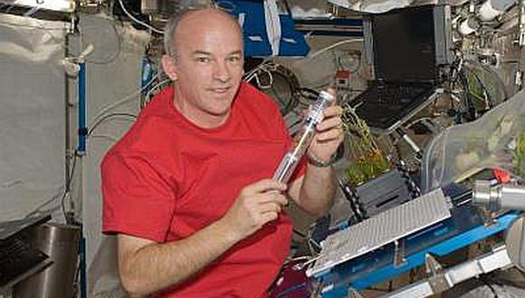 Astronauta Jeff Williams bate el récord de EEUU de estancia en el espacio