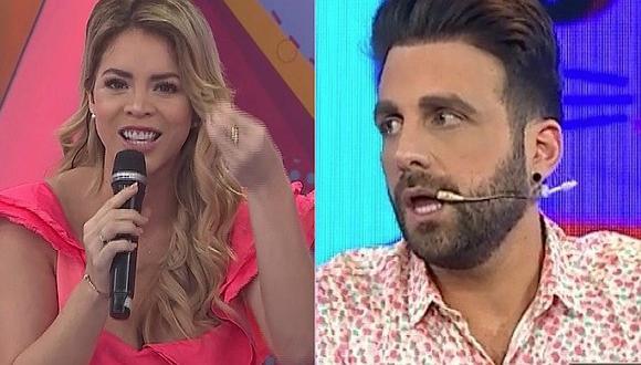 """Sheyla Rojas responde a Rodrigo González tras llamarla """"copia barata de la 'señito'"""""""