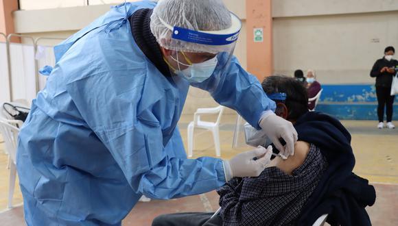 La vacunatón se realizará el sábado y el domingo en toda la región. (Foto: Diresa Cajamarca)