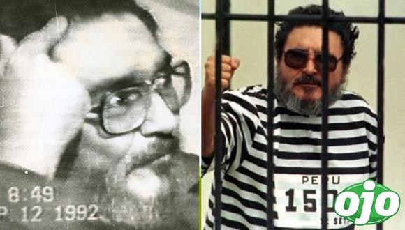 Abimael Guzmán capturado. Foto: (redes sociales).