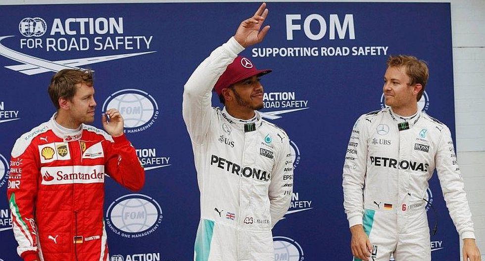 Fórmula 1: Lewis Hamilton logra la pole en el Gran Premio de Canadá