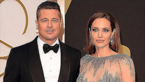 Hombre que casó a Angelina Jolie y Brad Pitt determinará custodia de sus hijos tras separación