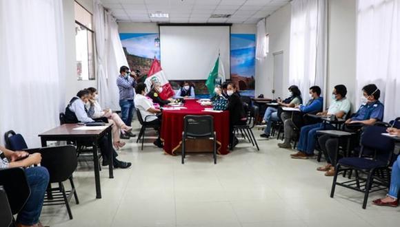 Huánuco: evalúan reapertura de hospital integrado por aumento de casos COVID-19 (Foto: Gore Huánuco)