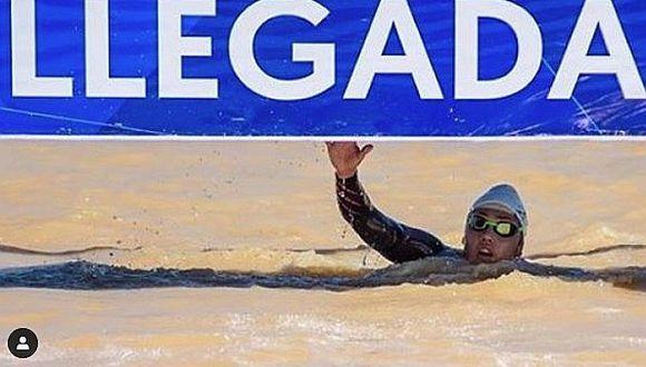 Nadadora venezolana sufrió ataque de hipotermia en Laguna Bujama por no tener traje especial