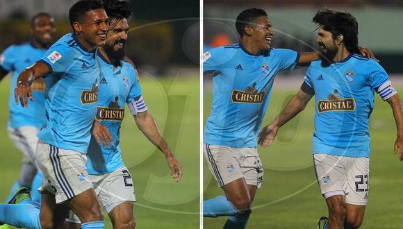 Sporting Cristal golea 3-0 a Sport Boys