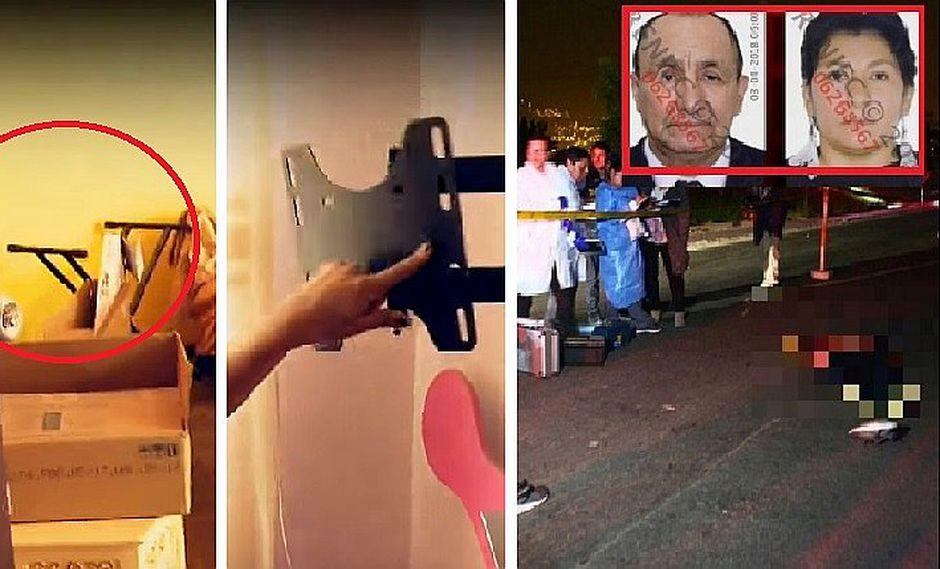 Saquean casa donde hijo torturó y mató a su padre y madrastra (VIDEO)