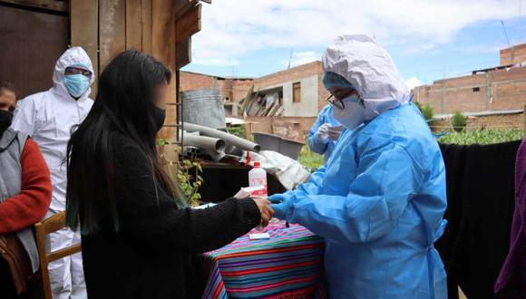 Junín: Diresa reporta que 14,629 pacientes con coronavirus son jóvenes (Foto: Diresa Junín)