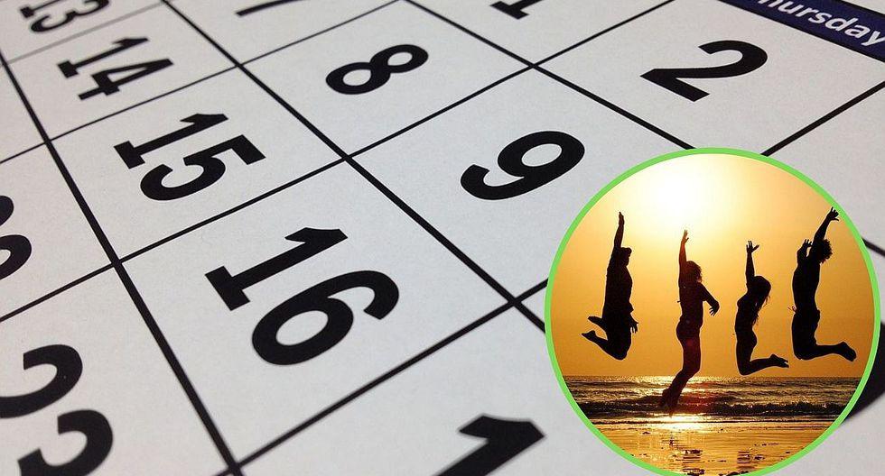 El 26 y 30 de julio tendrán medio día no laborable
