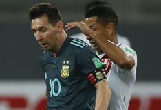 Perú ya piensa en Argentina: fecha y hora del partido en Buenos Aires