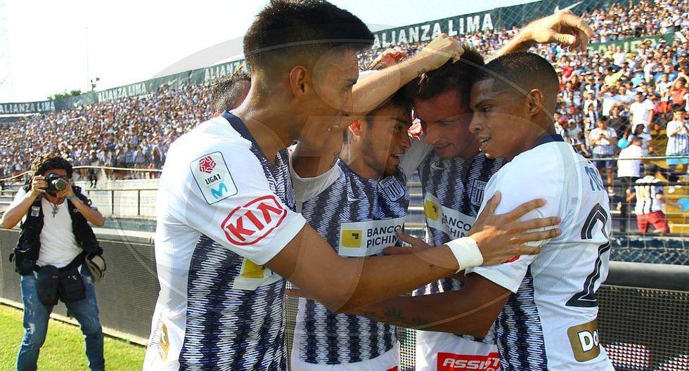 Alianza Lima golea 3-1 a César Vallejo en el Estadio Matute - EN VIVO