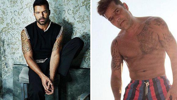 Ricky Martin se convierte en papá de una niña y comparte primera foto de ella