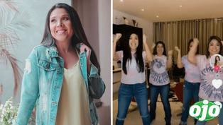 Tula Rodríguez hace divertido Tik Tok con sus tres hermanas | VIDEO