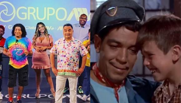 """Latina emite película de Cantinflas y deja de repetir episodios de """"El wasap de JB"""". (Foto: @jbjorgebenavides/Captura Latina)"""