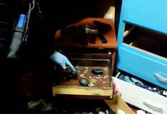 Los Olivos: banda criminal extorsionaba con granadas de guerra a comerciantes de Lima Norte | VIDEOS