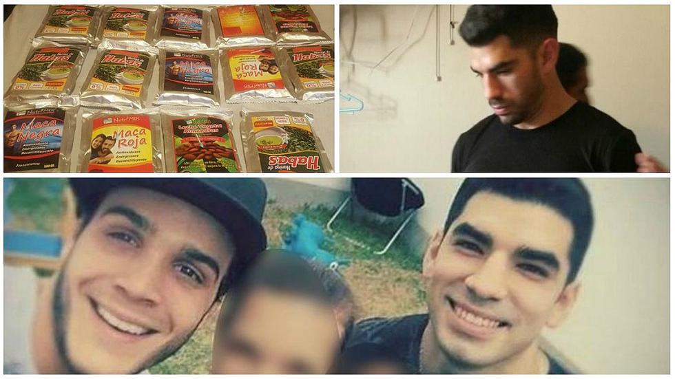 Mario Irivarren: detienen a su hermano con ¡7 kilos de droga! (FOTOS)