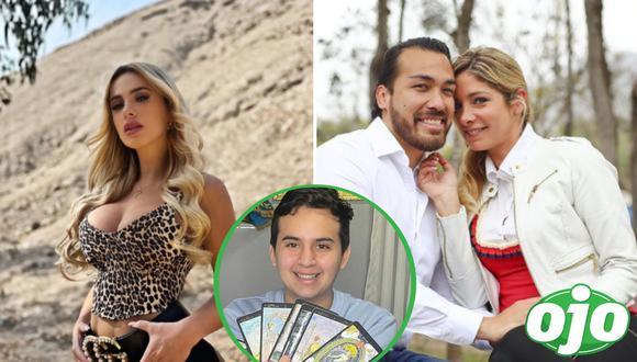 Mossul sobre relación de Jamila Dahabreh y Álvaro Paz de la Barra. (Foto: (Instagram/@jamiladahabreh   redes sociales).