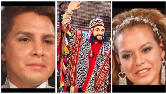 Rodrigo González se burla de Florcita Polo y Néstor Villanueva con curiosa imagen
