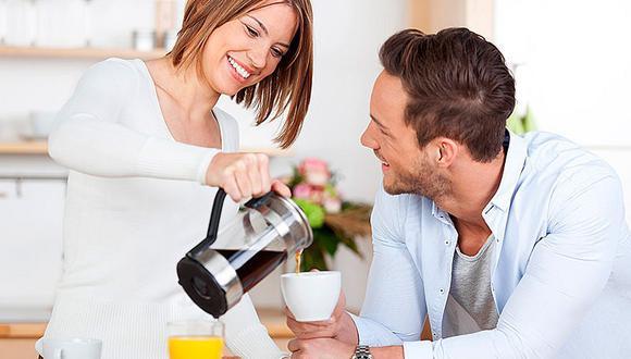 El café, la bebida preferida de la familia