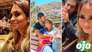 Ethel Pozo y su novio Julián disfrutan de una cena romántica tras drama de Melissa Paredes