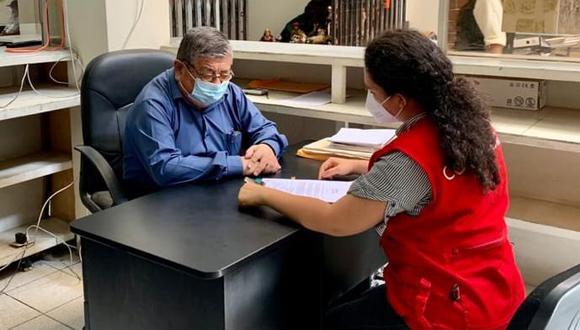 Ica: Contraloría señala que más de S/ 42 mil no se ejecutaron en la atención de personas con discapacidad en Palpa (Foto: Contraloría)