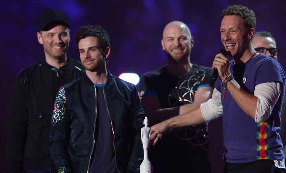 Brit Awards 2016: Coldplay se convirtió en la banda más premiada [VIDEO]