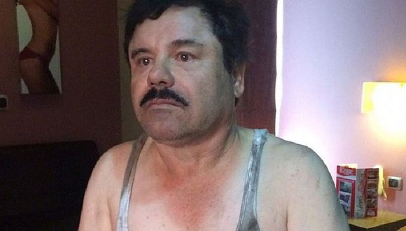 El 'Chapo' Guzmán: Su defensa busca así retrasar extradición a los EE.UU.