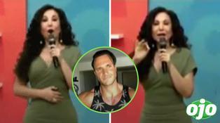 "Fabio Agostini chotea a Janet Barboza: ""Tratándose de ti, no te creo nada"" | VIDEO"