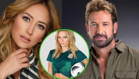 Gabriel Soto olvida a Geraldine Bazán y confirma amorío con actriz rusa (FOTOS)