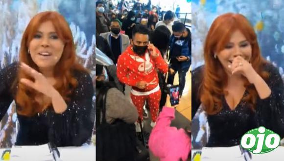 Fotos y videos: ATV | Magaly TV La firme