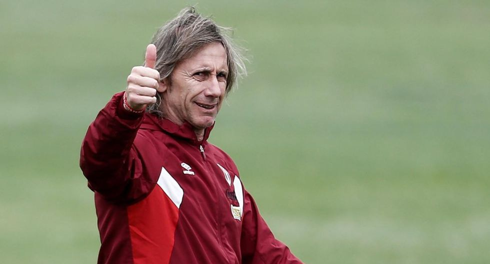 Ricardo Gareca es entrenador de la selección peruana desde marzo del 2015. (Foto: GEC)