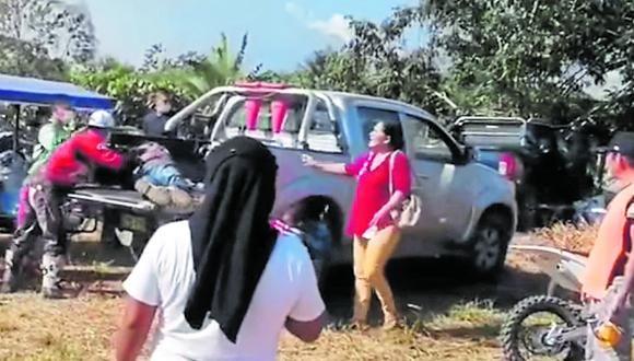 Huánuco: la Policía no descarta que se trate de un ajuste de cuentas, la investigación está a cargo del Departamento de Investigación Criminal de Leoncio Prado. (Foto: Captura de video)