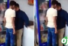 Joven ataca a muchacho con síndrome de Down y genera indignación en las redes sociales   VIDEO