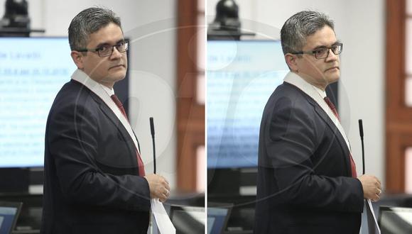 Retiran al fiscal José Domingo Pérez del caso Chinchero
