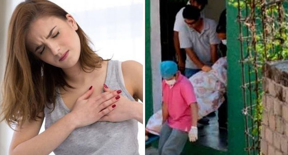 Mujer fallece por un paro cardíaco luego de tener 5 horas seguidas de intimidad